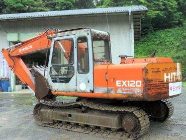 Hitachi EX120-1 1988