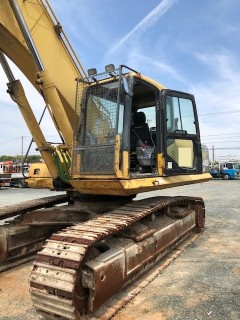 Komatsu PC450LC-7 , Serial No : 20050, Year : 2003  Osaka , Kobe Port