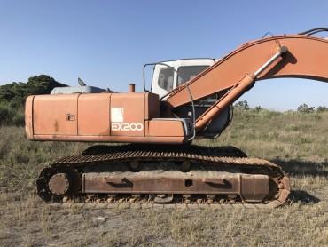 Hitaci EX200-5