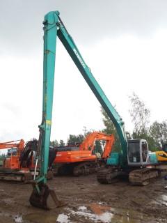 Kobelco SK210LC-6 2006 LONG REACH